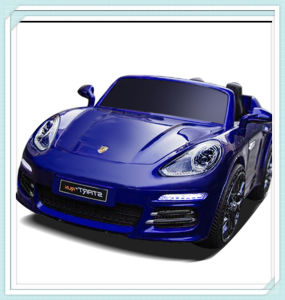 Cool Model Ride on Car with MP3 Music, electric Ride on Toy Car for Kids pictures & photos