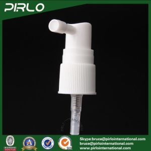 30ml 1oz Pharmaceutical Plastic Oral Nasal Spray Bottle Clear Plastic Cosmetic Spray Bottle with Short Nozzle Sprayer & Lock pictures & photos