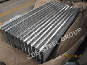 Galvanized Steel Roofing Plate/Zin Coated Corrugated Iron Roof Sheets