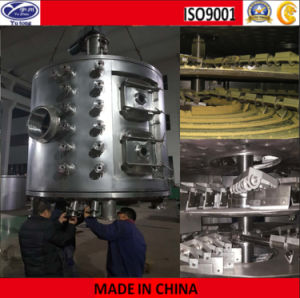 Rubber Accelerator Chemical Pharmaceutical Plate Drying Machine pictures & photos