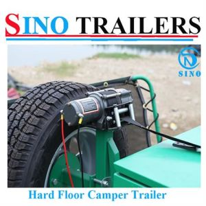 off-Road Camper Trailer with Tent pictures & photos