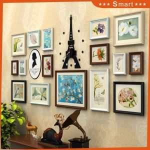 Modern Multi-Panels Canvas Oil Painting for Home Decoration pictures & photos