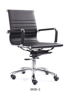 Black Leisure Swivel Executive Mesh Eame Office Chair pictures & photos