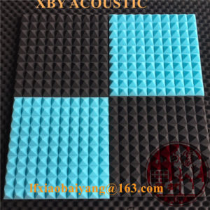 Colorful Pyramid Acoustic Sponge Foam Acoustic Panel Wall Panel Ceiling Panel Detective Panel pictures & photos