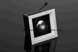 Citizen COB 7W 9W Single Head LED Grille Light with 3 Years Warranty pictures & photos