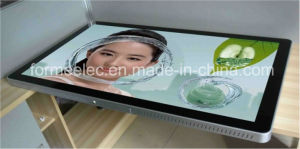 "55"" LCD Advertising Display 500 Nits Advertising Machine Media Player pictures & photos"