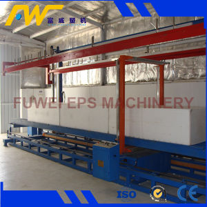 EPS Block Cutting Machine Made by Fuwei Machinery pictures & photos