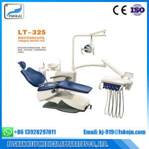 China Good Quality Leather Dental Unit Dental Equipment (LT-325) pictures & photos