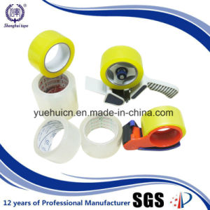 Guangdong Yuehui Brand Yellowish OPP Packing Tape pictures & photos