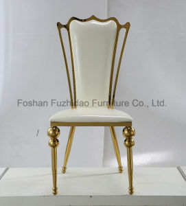 Design Luxury Royal Throne Wedding Outdoor Chair for Sales pictures & photos