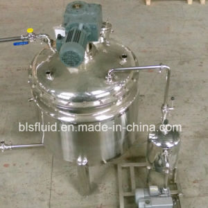 Stainless Steel 500L Vacuum Liquid Mixer for Chemical Plant pictures & photos