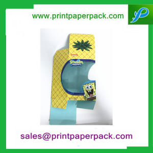 Custom Luxury Perfume Paper Folding Box with Window pictures & photos