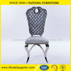 Banquet Hotel Use Stainless Steel Chair pictures & photos