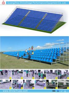 Stadium Bleachers Retractable Gym Bleachers pictures & photos