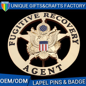 Direct China Manufacturer Badges Metal Magnetic Pin pictures & photos