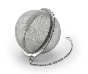 Stainless Steel Double Mesh 5.0 Cm Alice Tea Infuser pictures & photos
