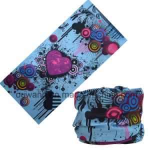 Wholesale Colorful Seamless Magic Bandana pictures & photos