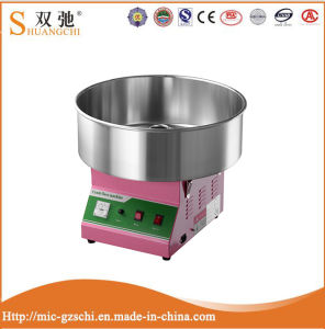 Commercial Gas Cotton Candy Floss Machine with Drawer pictures & photos