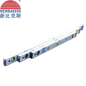 Magnetic Levelling Rod Levelling Instrument Level Measuring Instruments (XB-660B600mm) pictures & photos