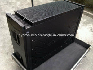 "Kf760 Dual 12"" Three-Way Outdoor Line Array (2000W RMS) pictures & photos"