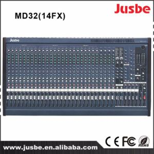 Jb-L24 24 Channel Audio Mixer with DJ Mixer Price pictures & photos