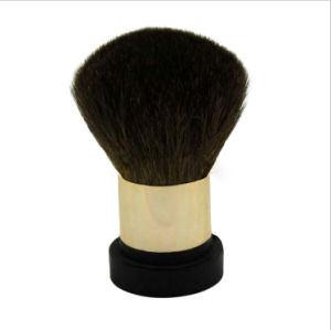 Nylon Hair Kabuki Cosmetic Makeup Brush pictures & photos
