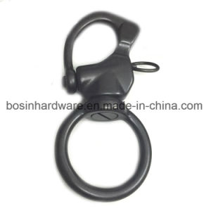 Big Black Stainless Steel Eye Swivel Snap Shackle pictures & photos