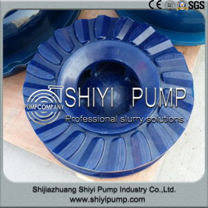 Centrifugal Slurry Pump Spare Parts Polyurethane, High Chrome Alloy Part pictures & photos