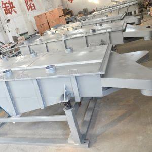 Linear Quartz Silica Sand Sieving Machine pictures & photos