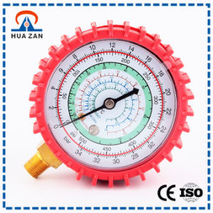 OEM/ODM Gas Manometer Gauge Suppiler Measurement of Gas Pressure pictures & photos