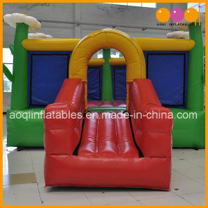 Aoqi Leisure Activities Inflatables Outdoor Park Inflatable Jumping Bed for Sale (AQ07174) pictures & photos