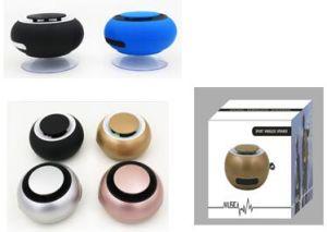 PS8 Spacecraft Design Mi-Ni Waterproof Sucker Bluetooth Speaker Ce RoHS pictures & photos
