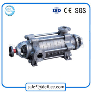 Stainless Steel 304 Multistage Electric Motor Centrifugal Oil Liquid Pump pictures & photos