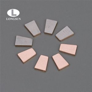Agcdo Series Alloy Contact Used in Low Voltage Switching Devices pictures & photos