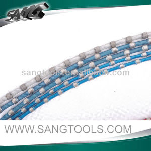 Wire Saw D10.5 for Hard Granite Cutting pictures & photos