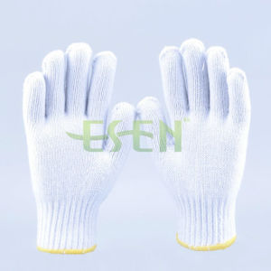 2017 Cheap Working Cotton Gloves Knitted Gloves Manufacture in China pictures & photos