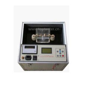 Low Cost Insulating Oil Breakdown Voltage Strength Test Set (IIJ-II) pictures & photos