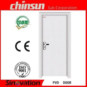 China Best Sell PVC Interior Doors with High Quality pictures & photos