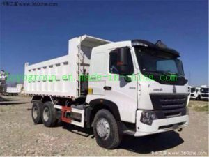Sinotruk HOWO 6X4 371HP Tipper Dump Truck for Sale pictures & photos