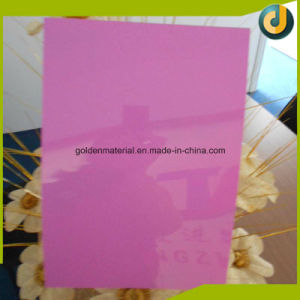 Export to EU and USA PVC Sheet Binding Cover with SGS pictures & photos