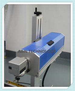 A&N 80W IPG Optical Fiber Laser Engraving Machine For Metal pictures & photos
