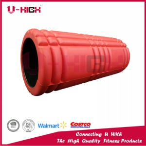 High Density Textured EVA Injection Foam Rollers pictures & photos