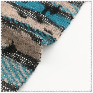 30%Polyester 20%Acrylic 50%Wool of High Quality Woolen Fabric pictures & photos