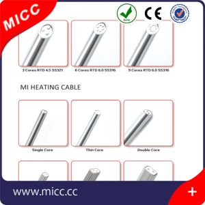 Micc Mineral Insulated Thermocouple Cable pictures & photos