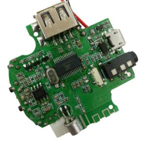 Electronic Circuit Board Assembly PCB China pictures & photos