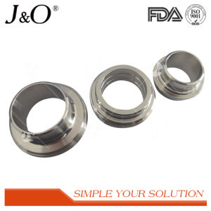 Sanitary Stainless Steel Union Tube Pipe Fittings Ferrule Welding Liner pictures & photos
