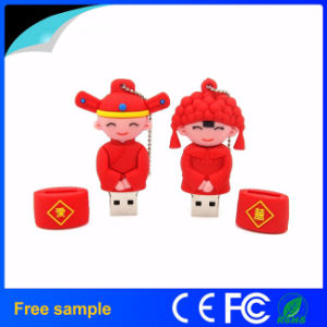 Full Capacity Pen Drive Valentine′s Day Wedding Gift Memory Stick pictures & photos