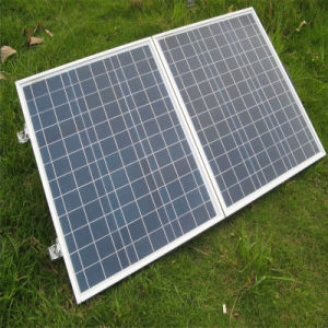 80W 18V Poly Portable Folding Solar Panel Solar Module pictures & photos