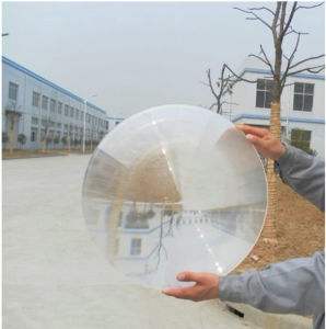 Solar Energy PMMA Fresnel Lens 372*282mm, Focul 800mm pictures & photos