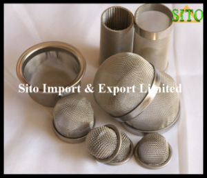 Strainer Elements for Water Oil Gas Filtration pictures & photos